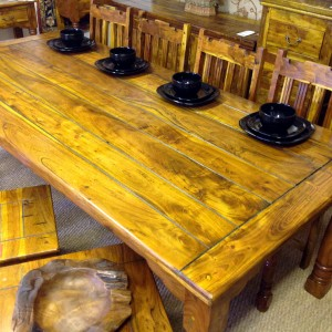Granary Dining Set