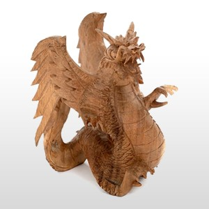 Winged Dragon - 17cm