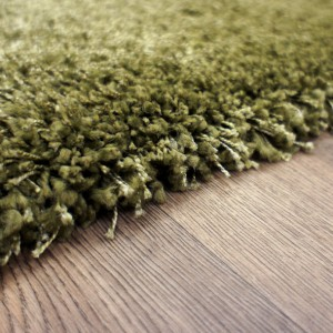 Twilight Rug Green Rectangle