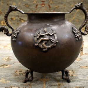 Dragon Handle Pot