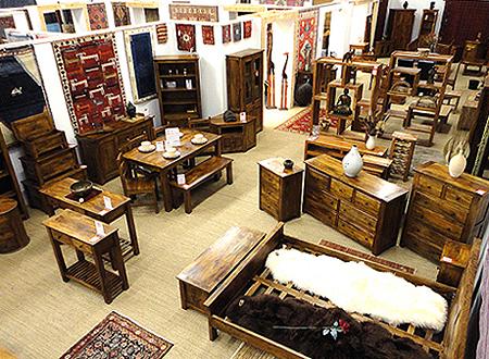 The Showrooms  The Rug and Furniture Company Northampton UK